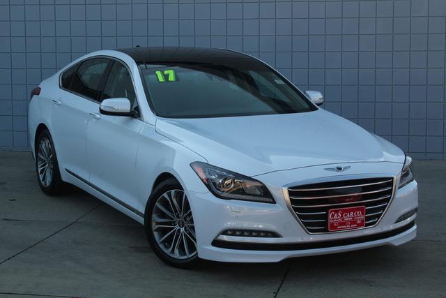 2017 Hyundai GENESIS  - C & S Car Company