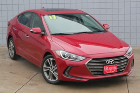 2017 Hyundai Elantra Limited for Sale  - HY7191  - C & S Car Company