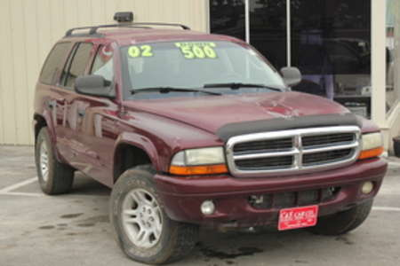 2002 Dodge Durango SLT  4WD for Sale  - SB4762C  - C & S Car Company