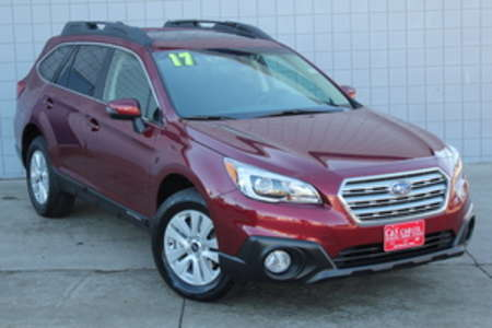 2017 Subaru Outback 2.5i Premium w/Eyesight for Sale  - SB5834  - C & S Car Company