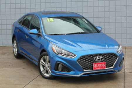 2018 Hyundai Sonata Sport  2.4L for Sale  - HY7381  - C & S Car Company