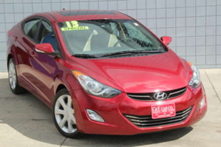 2013 Hyundai Elantra Limited for Sale  - 14702  - C & S Car Company
