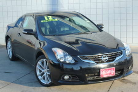 2012 Nissan Altima 3.5SR  Coupe for Sale  - 14410B  - C & S Car Company