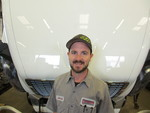 Charlie Spoonmore Working as Heavy Duty Technician at Coffman Truck Sales