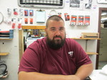 Mike Pochordo Working as Counter Parts Sales at Coffman Truck Sales