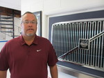 Tim Ayers Working as Parts Sales at Coffman Truck Sales
