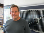 Dave Holstine Working as Parts Sales at Coffman Truck Sales