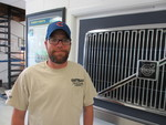 Jack Hansen Working as Counter Parts Sales at Coffman Truck Sales