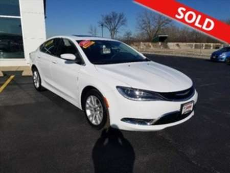 2015 Chrysler 200 Limited for Sale  - 8546  - Coffman Truck Sales