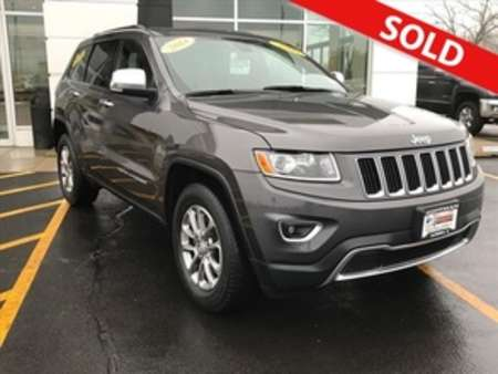 2014 Jeep Grand Cherokee Limited for Sale  - 8524  - Coffman Truck Sales