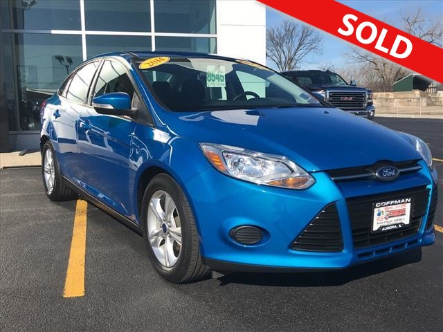 2014 Ford Focus  - Coffman Truck Sales