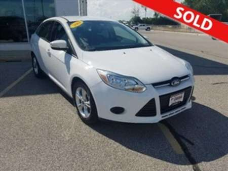 2014 Ford Focus SE for Sale  - 8411  - Coffman Truck Sales