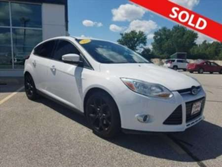 2013 Ford Focus SE for Sale  - 8393  - Coffman Truck Sales