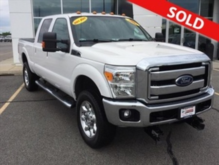 2014 Ford F-250 Lariat for Sale  - 8378  - Coffman Truck Sales