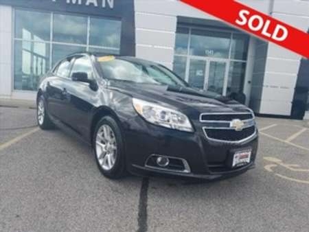 2013 Chevrolet Malibu LT for Sale  - 8415  - Coffman Truck Sales