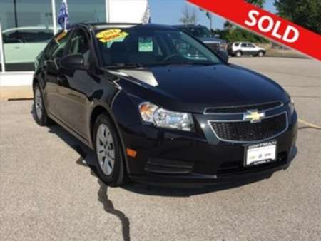 2014 Chevrolet Cruze LS Auto for Sale  - 8404  - Coffman Truck Sales