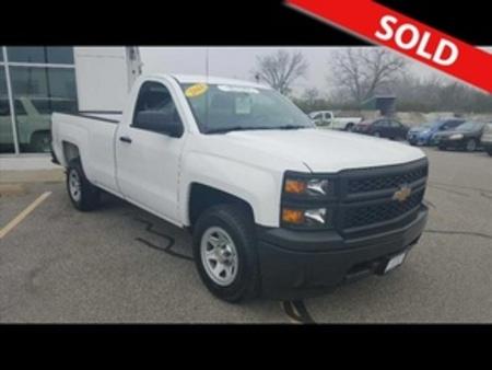 2014 Chevrolet Silverado 1500 Work Truck for Sale  - 8251  - Coffman Truck Sales