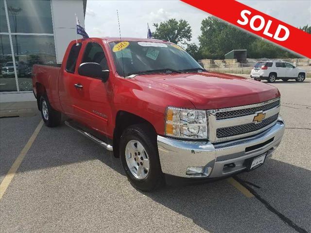 2013 Chevrolet Silverado 1500  - Coffman Truck Sales