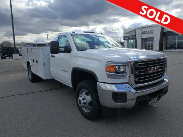 2017 GMC Sierra 3500HD  - Coffman Truck Sales