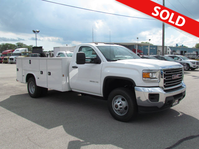 2017 GMC Sierra 3500HD  - Coffman Truck Sales