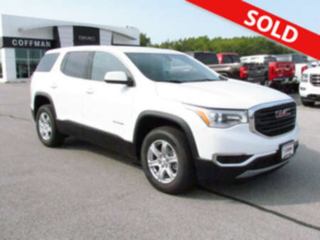 2018 GMC Acadia SLE for Sale  - 3475  - Coffman Truck Sales