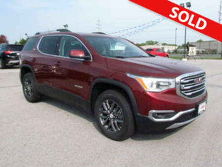 2018 GMC Acadia SLT for Sale  - 3459  - Coffman Truck Sales