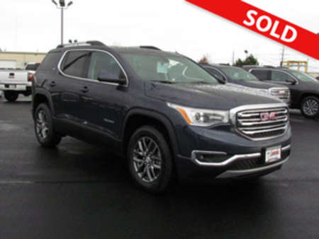 2018 GMC Acadia SLT for Sale  - 3539  - Coffman Truck Sales