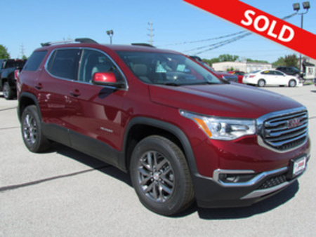 2017 GMC Acadia SLT-1 for Sale  - 3355  - Coffman Truck Sales