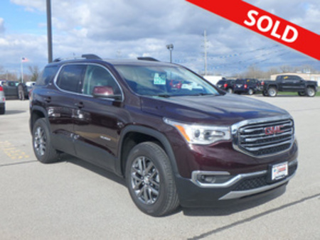 2017 GMC Acadia SLT-1 for Sale  - 3294  - Coffman Truck Sales