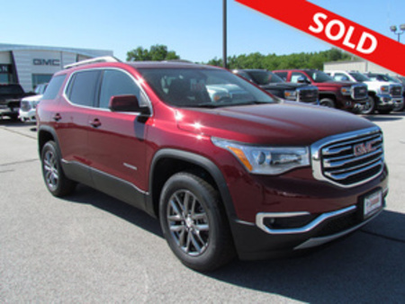 2017 GMC Acadia SLT-1 for Sale  - 3351  - Coffman Truck Sales