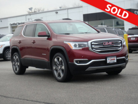 2017 GMC Acadia SLT-2 for Sale  - 3099  - Coffman Truck Sales
