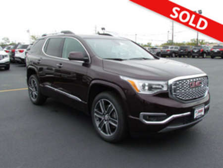 2018 GMC Acadia Denali for Sale  - 3500  - Coffman Truck Sales