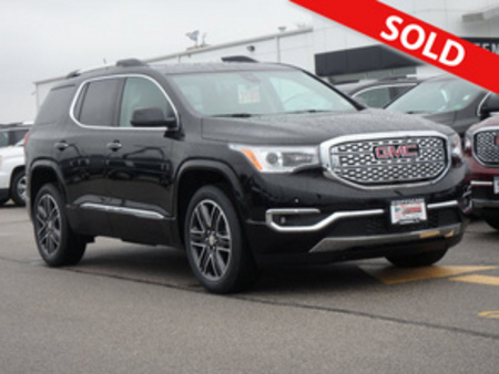 2017 GMC Acadia Denali for Sale  - 3180  - Coffman Truck Sales