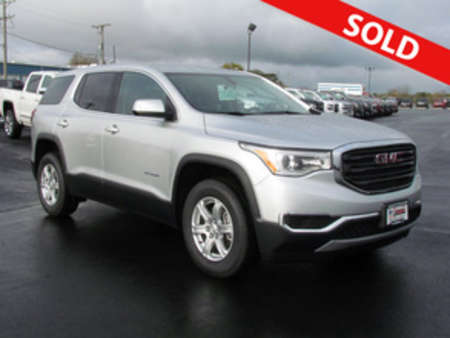 2018 GMC Acadia SLE for Sale  - 3546  - Coffman Truck Sales