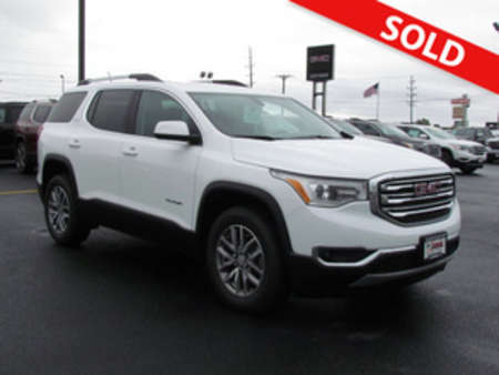 2018 GMC Acadia SLE for Sale  - 3549  - Coffman Truck Sales