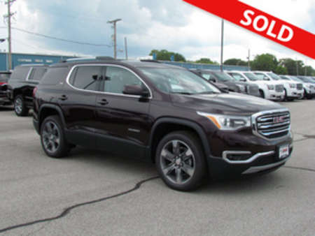 2018 GMC Acadia SLT for Sale  - 3452  - Coffman Truck Sales