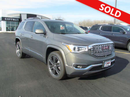 2018 GMC Acadia Denali for Sale  - 3621  - Coffman Truck Sales