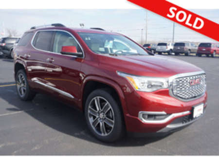 2018 GMC Acadia Denali for Sale  - 3710  - Coffman Truck Sales