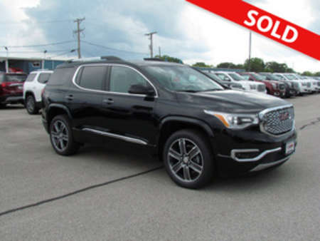 2018 GMC Acadia Denali for Sale  - 3446  - Coffman Truck Sales