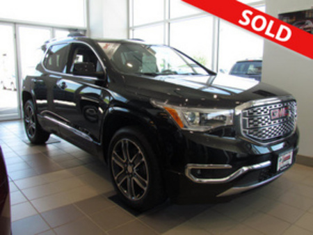 2017 GMC Acadia Denali for Sale  - 3339  - Coffman Truck Sales
