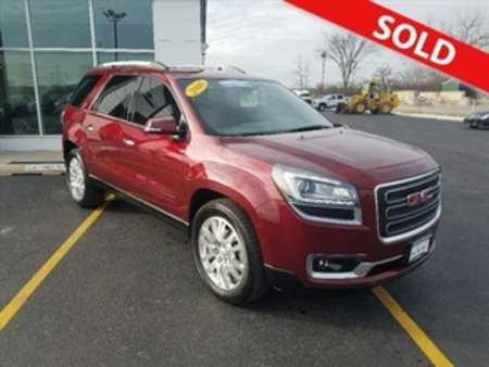 2016 GMC Acadia SLT-1 for Sale  - 8510  - Coffman Truck Sales