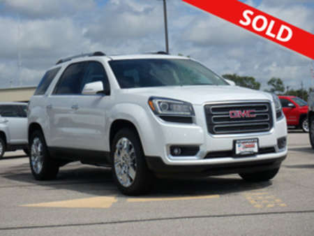 2017 GMC Acadia Limited Base for Sale  - 2955  - Coffman Truck Sales