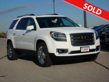 2017 GMC Acadia Limited Base for Sale  - 3035  - Coffman Truck Sales