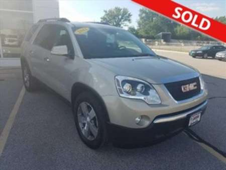 2011 GMC Acadia SLT-1 for Sale  - 8429  - Coffman Truck Sales