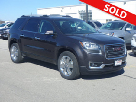 2017 GMC Acadia Limited Base for Sale  - 3241  - Coffman Truck Sales