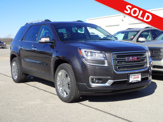 2017 GMC Acadia Limited  - Coffman Truck Sales