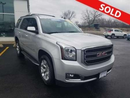 2015 GMC Yukon SLT for Sale  - 8537  - Coffman Truck Sales