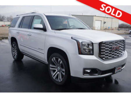2018 GMC Yukon Denali for Sale  - 3738  - Coffman Truck Sales