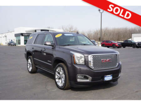 2017 GMC Yukon Denali for Sale  - 3290  - Coffman Truck Sales