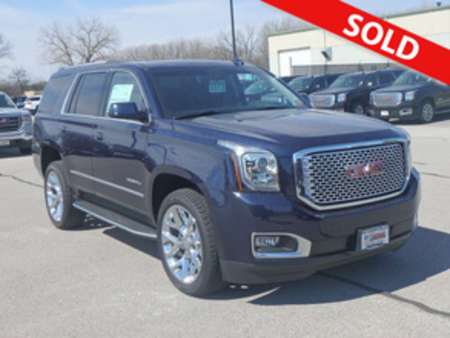 2017 GMC Yukon Denali for Sale  - 3272  - Coffman Truck Sales